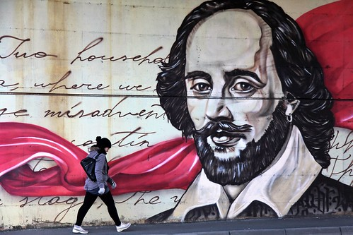 Shakespeare | by Annamaria Rizzi