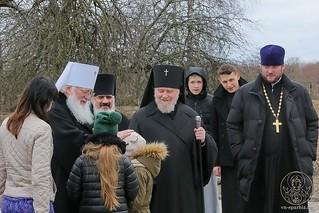 Литургия в Покровском соборе 870