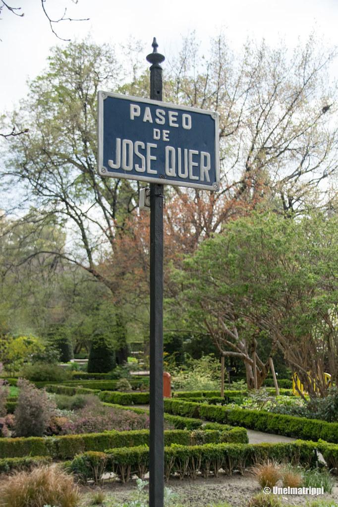 Paseo de Jose Quer -kyltti