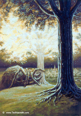 Ungoliant_and_the_Two_Trees