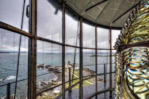 boston massachusetts unitedstates littlebrewster island light station lighthouse newengland hdr legendtripping haunted paranormal ghosthunting lens glass reflection