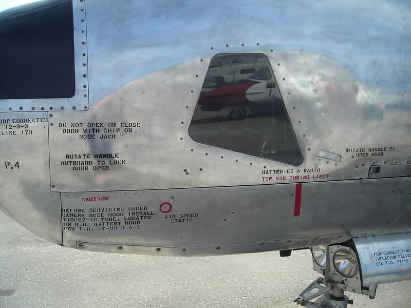 Lockheed RT-33 3