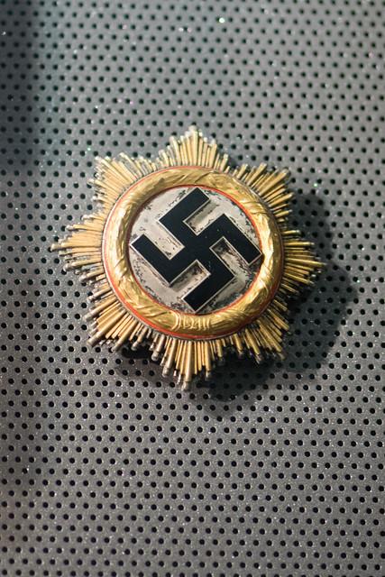 Swastika medal