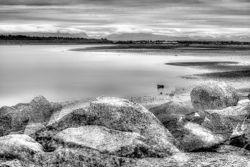 canada britishcolumbia surrey blackiepoint bw monochrome longexposure 10stopnd hdr highdynamicresolution