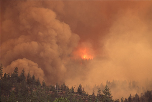 Wildfire in the Pacific Northwest | by BLM Oregon & Washington