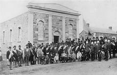 Oddfellows Hall, Willunga, 1863.