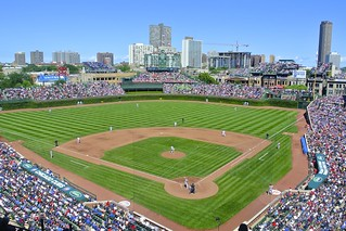 Wrigley Field | by rexhammock