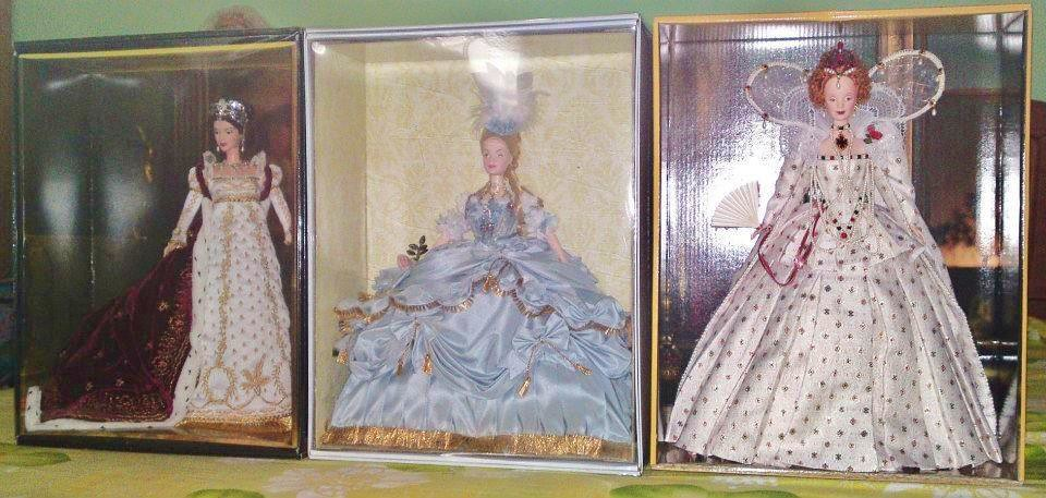 Complete  Set- Women of Royalty Series