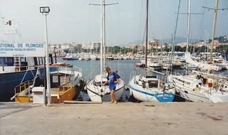 St Tropez, Sept 1988