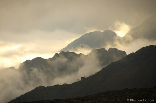 africa cloud mountain kilimanjaro trekking trek tanzania tanzanie kilimandjaro lemosho