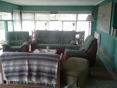 Sala de estar. Hotel Los Laureles