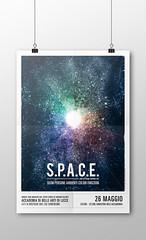 S.P.A.C.E. poster