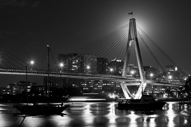 Anzac Bridge #1