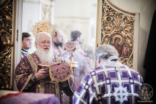 Литургия в Покровском соборе 290
