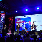 Fri, 17/03/2017 - 12:11pm - Hippo Campus Live at SXSW Radio Day Stage Powered by VuHaus 3.17.17 photographer: Gus Philippas