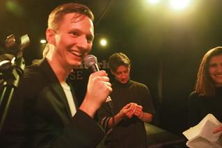 U20 Mesterskab i Poetry Slam   by emtekaer_dk