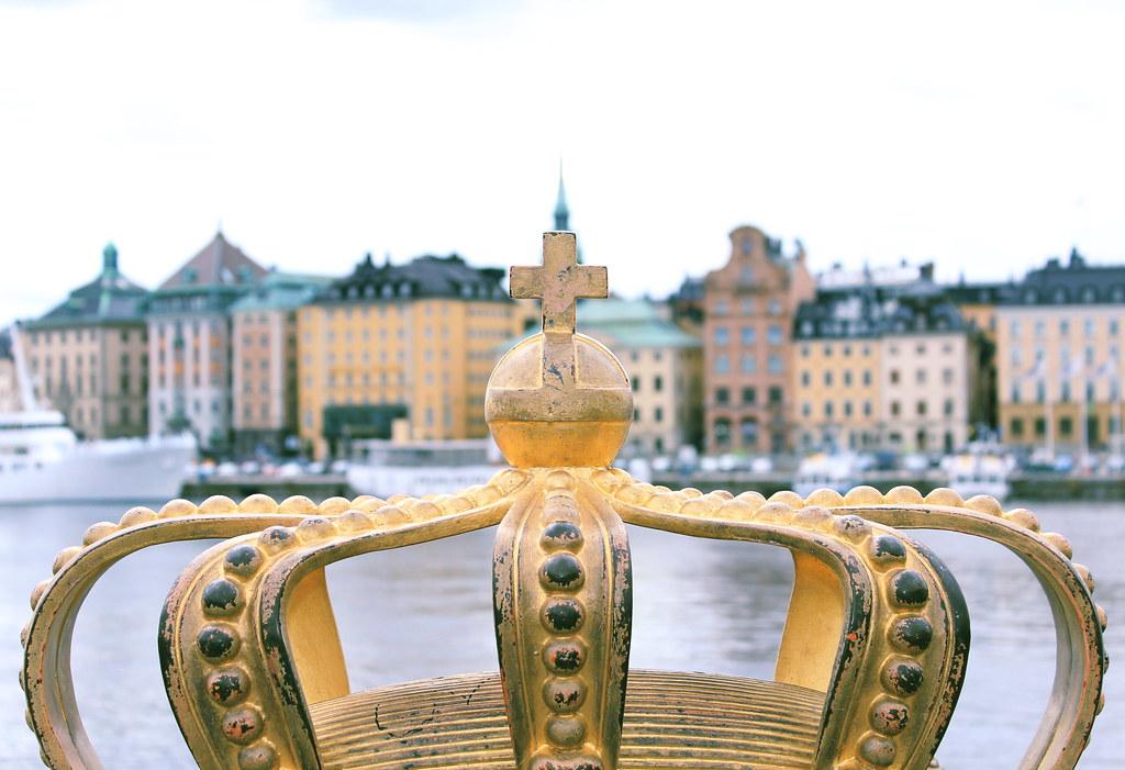 Stockholm's crown