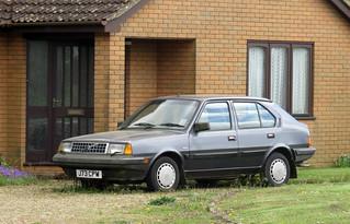 1991 Volvo 340 GL | by Spottedlaurel