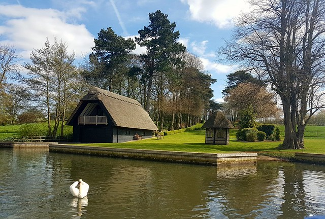 Norfolk Broads, England