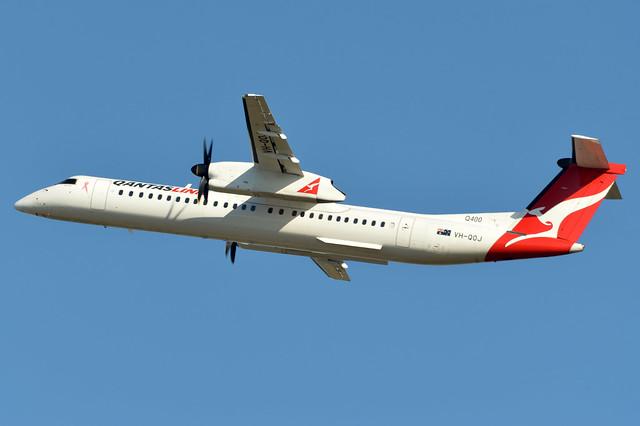 VH-QOJ 'Riverina' Bombardier Dash 8-Q402 QantasLink (Sunstate Airlines)