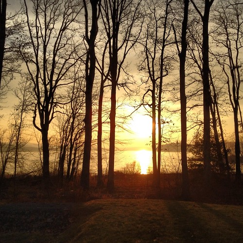 sunset sun beautiful wonderful amazing pretty shine bright pennsylvania honesdale