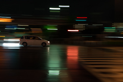 Panning on a street | by Takashi(aes256)