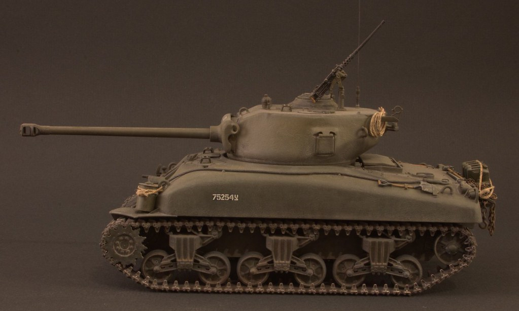 Tamiya/Dragon/Tasca Israeli M1 Super Sherman | OK, there is