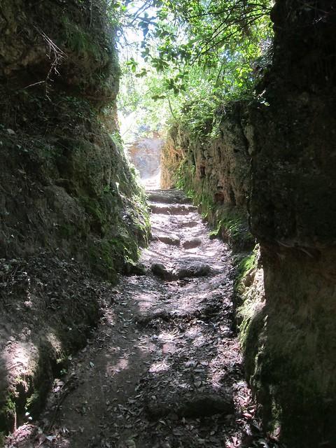 Sentiero Natura: Le Cascate del Menotre
