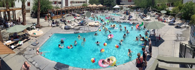 Sunday pool situation #yxyy