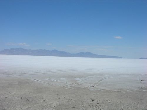 The Bonneville Salt Flats | by jimmywayne