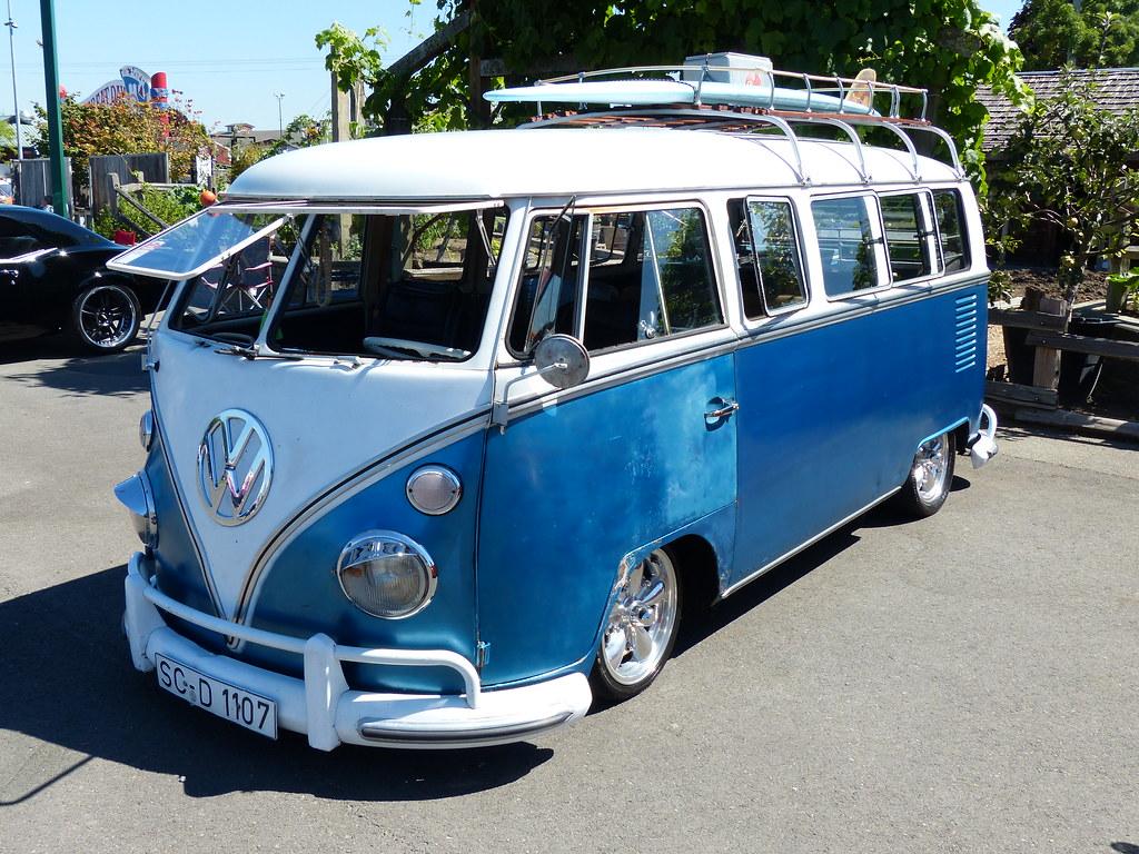 1965 Vw Bus Goodguys Puyallup Bballchico Flickr