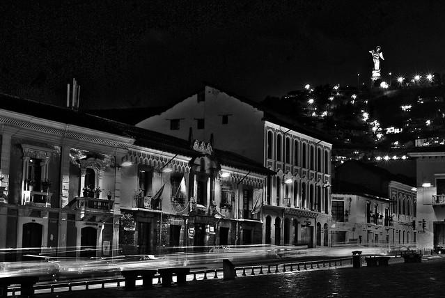 Quito en movimiento