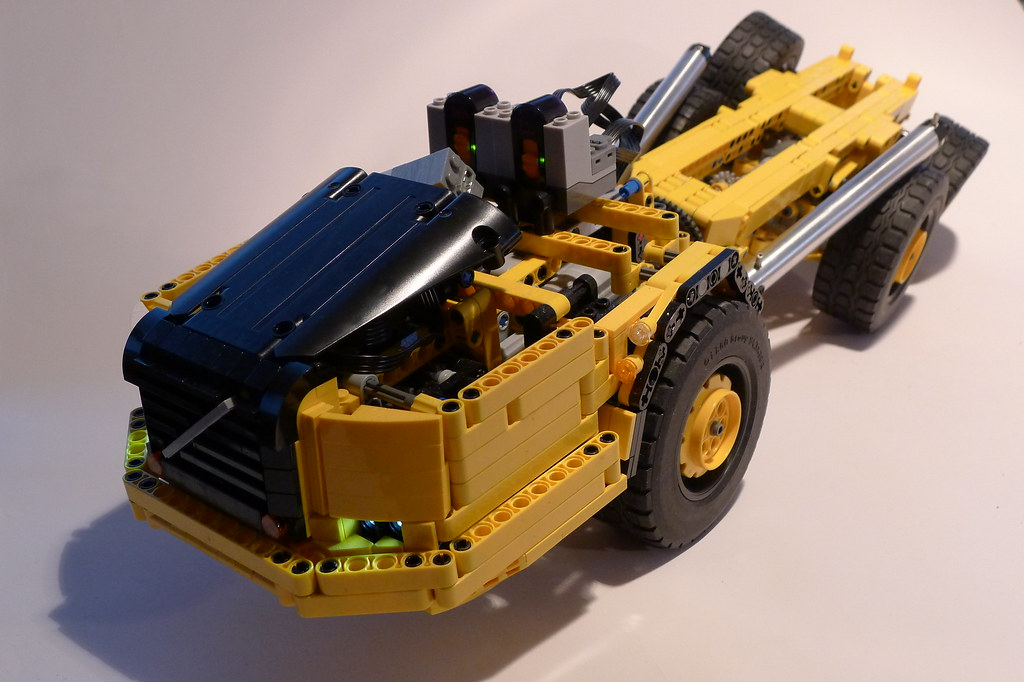 Volvo A25D WIP