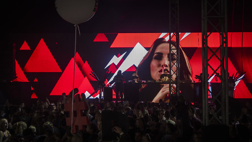 KBK Visuals at Don't Let Daddy Know stage Mysteryland 2013 | by KBK Visuals