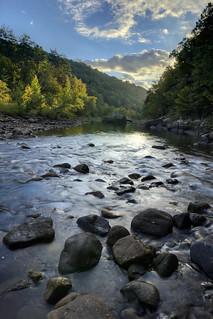 Caney Fork River, Bridgestone Firestone Centennial Wilderness WMA, White Co, TN | by Chuck Sutherland