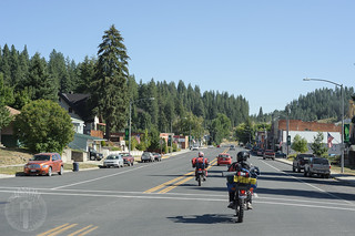 Main Street, Troy, Idaho