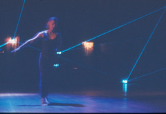 Laser Dance_Suites of Light: Artists' Public Presentation Slideshow
