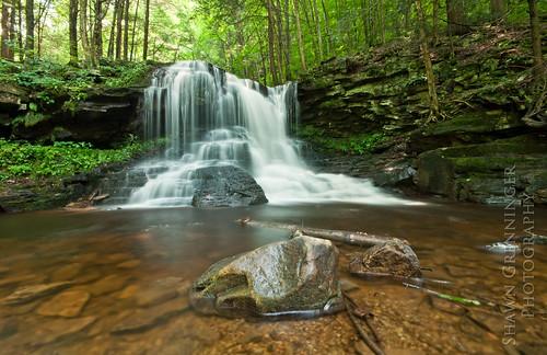 longexposure usa nature outdoors waterfall pennsylvania july falls pa sullivancounty dryrun 2013 hillsgrove dryrunfalls