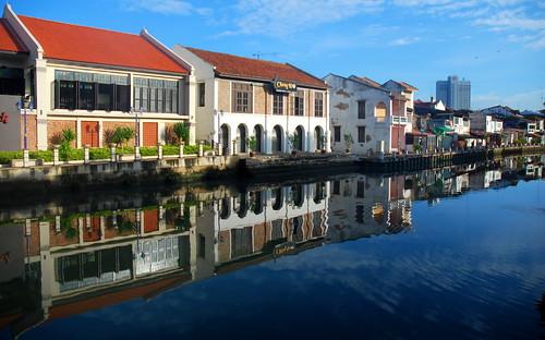By the River, Melaka