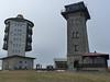 Vojenská věž a Kurzova rozhledna na vrcholu Čerchova, foto: Petr Nejedlý