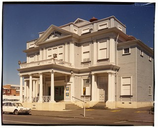 Whanganui Opera House, March 1967