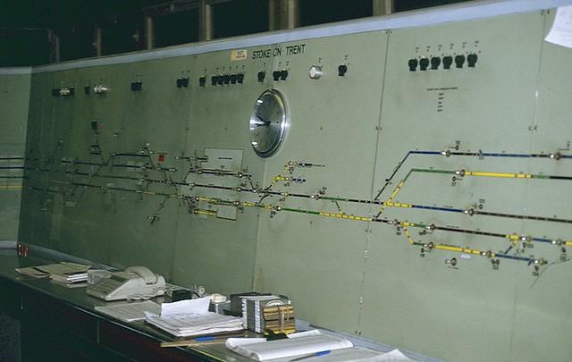 Stoke centre panel