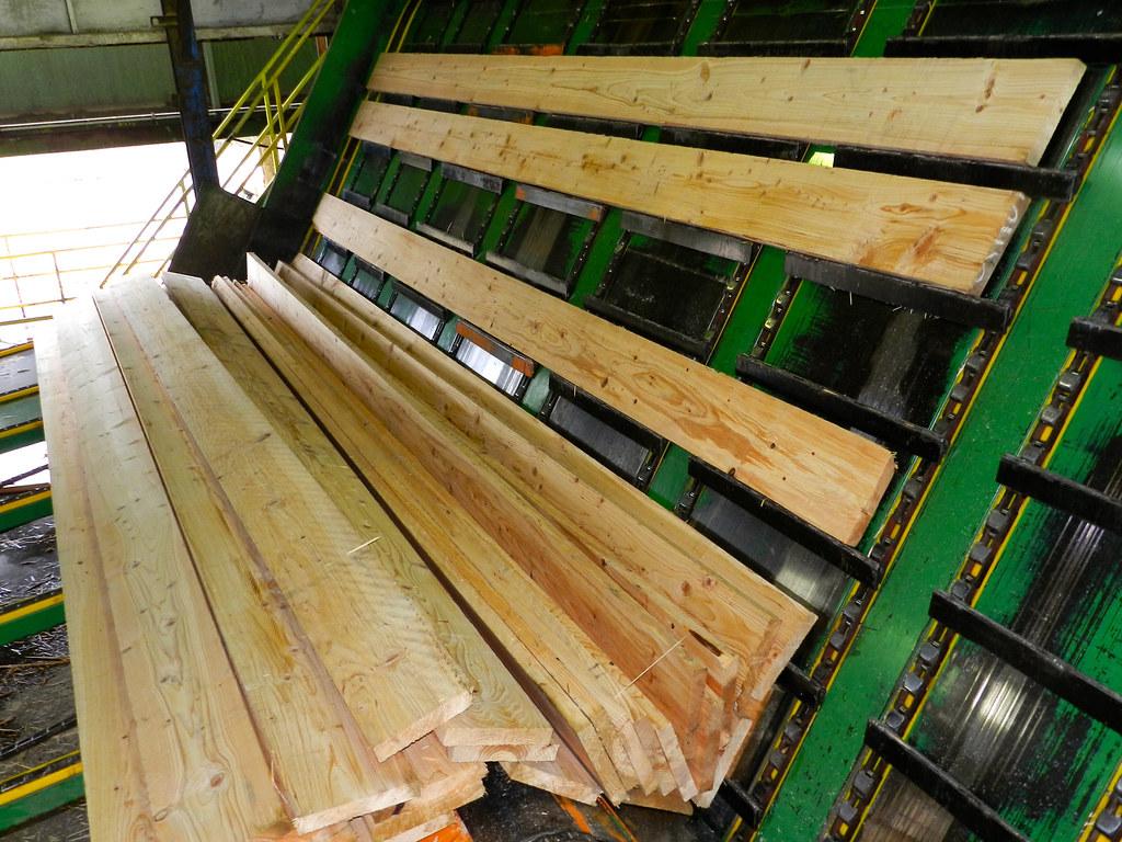 Hampton export lumber
