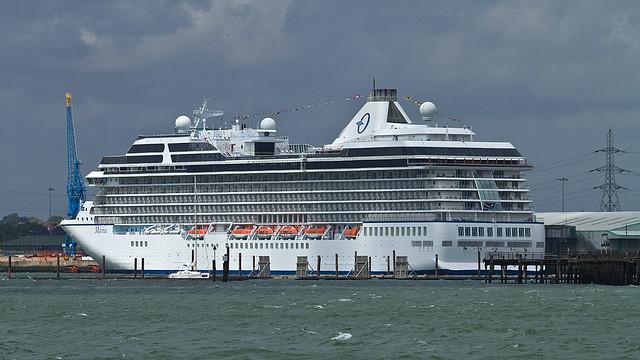 Oceania Cruise Ship - MS Marina | Flickr - Photo Sharing!
