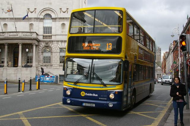 DUBLIN BUS AV401 05-D-10401