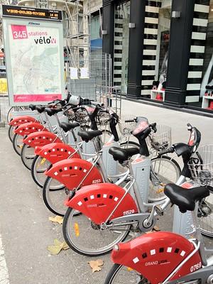 Vélo'v - Lyon Bike Share