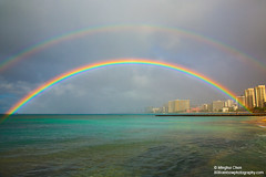 Rainbow Hawaii taken on 2017-03-14T23:39:30-08:00 by MinghuiChenPhotography