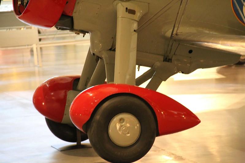Curtiss F9C Sparrowhawk 3