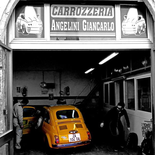 Carrozzeria, Roma