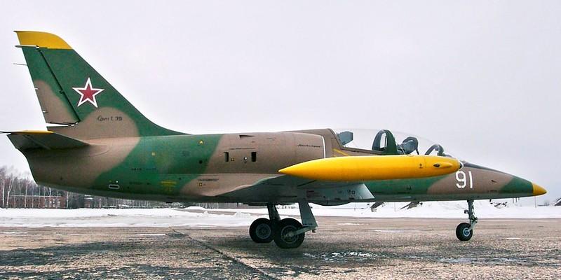 L-39 Albatros 3